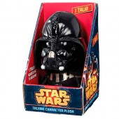 Jucarie de plus interactiva Disney Star Wars - Darth Vader