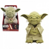 Jucarie de plus interactiva Disney Star Wars - Yoda