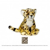 Jucarie din plus National Geographic Ghepard 25cm