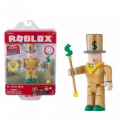 Jucarie Figurina ROBLOX Mr. Bling Bling