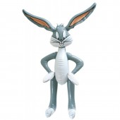 Jucarie gonflabila Bugs Bunny (inaltime 65 cm)