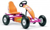 Kart BERG Roxy AF pink-orange