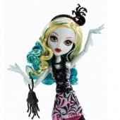 Lagoona Blue - Monster High Frights Camera Action