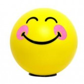 Lampa de veghe LED Smiley - Blush