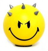 Lampa de veghe LED Smiley - Metal