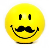 Lampa de veghe LED Smiley - Moustached