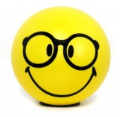 Lampa de veghe LED Smiley - Nerdy