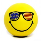 Lampa de veghe LED Smiley - USA
