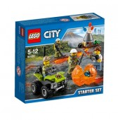 LEGO® - City Volcano Explorers 60120