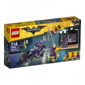 LEGO® BATMAN™ Catwoman™ si urmarirea in Catcycle