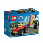 LEGO® City ATV de pompieri - 60105