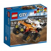 LEGO® City Great Vehicles Camion de cascadorie