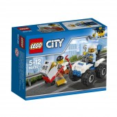 LEGO® City Police ATV de capturare