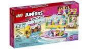 LEGO® Juniors Andrea si Stephanie in vacanta la mare