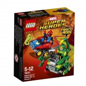 LEGO® Super Heroes Mighty Micros: Spider-Man contra Scorpion