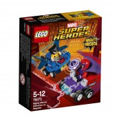 LEGO® Super Heroes Mighty Micros: Wolverine contra Magneto