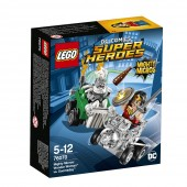 LEGO® Super Heroes Mighty Micros: Wonder Woman™ contra Doomsday™