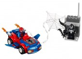 LEGO - Spider-Man: Spider-Car Pursuit (10665)