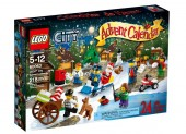 LEGO Calendarul de advent LEGO City 2014 (60063)