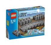 LEGO CITY FLEXIBLE TRACKS  (7499)