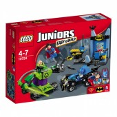 LEGO Juniors Batman și Superman contra Lex Luthor