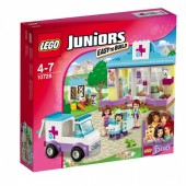 LEGO Juniors Clinica veterinara a Miei