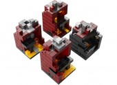 LEGO Minecraft Micro World: The Nether (21106)