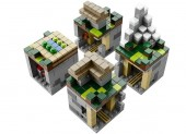 LEGO Minecraft Micro World: The Village (21105)