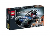 LEGO TECHNIC MASINA DE CURSE PT TEREN ACCIDENTAT (42010)