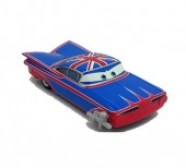 Masinuta Disney Cars 2 Body Shop Ramone Cu Steagul Angliei