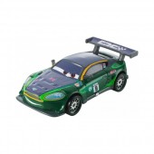 Masinuta Disney Cars 2 Nigel Gearsley Carbon