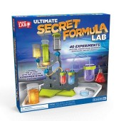 Mega Laboratorul de Experimente Secrete - Ultimate Smart Lab