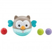 Minge interactiva cu activitati Fisher Price