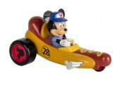 MINI MASINUTE ROADSTER RACERS W2 - Mickey Hot Rod Super Charged