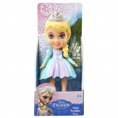 Mini Papusa Disney Frozen Elsa - 8 cm
