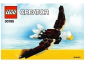Mini vultur LEGO (30185)