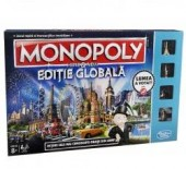 MONOPOLY HERE AND NOW EDITIE GLOBALA