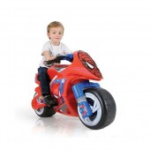 Motocicleta Wind Spiderman Sense 6V