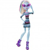 Papusa Abbey Bominable - Monster High Greek Shriek