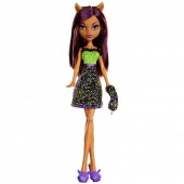 Papusa Clawdeen Wolf - Monster High