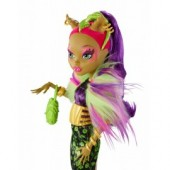 Papusa Clawdeen - Monster High Freaky Fusion