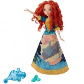 Papusa Disney Princess Merida
