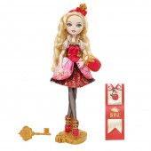 Papusa Ever after high - Apple White cu accesorii