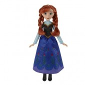 Papusa Frozen Disney Classic Anna Fashion Doll