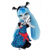 Papusa Ghoulia Yelps Hybrid - Monster High Freaky Fusion