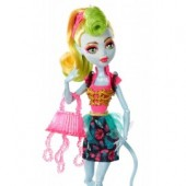 Papusa Lagoonafire - Monster High Freaky Fusion