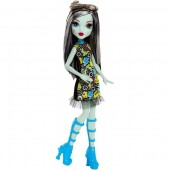 Papusa Monster High Frankie Stein - Basic Emoji