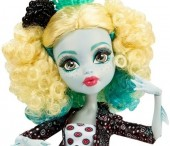 Papusa Monster High Lagoona Blue