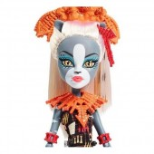 Papusa Monster High Meowlody - Ghouls Getaway