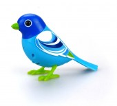 Pasare interactiva DigiBirds Blue